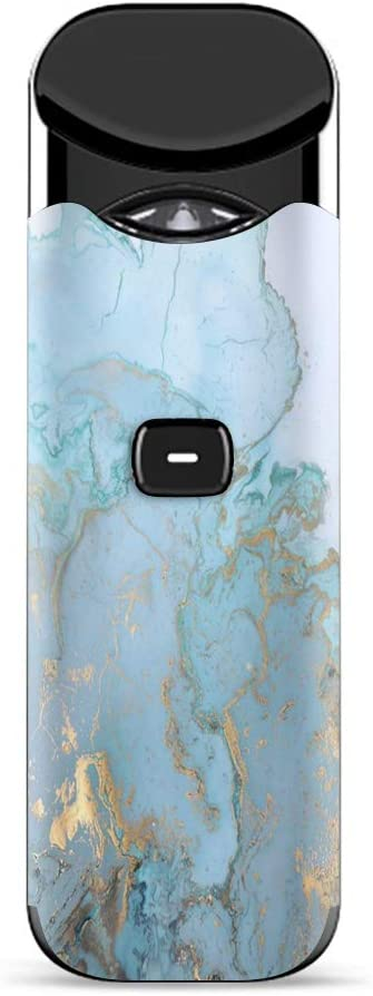 Juul Case With Adhesive GreenBlue