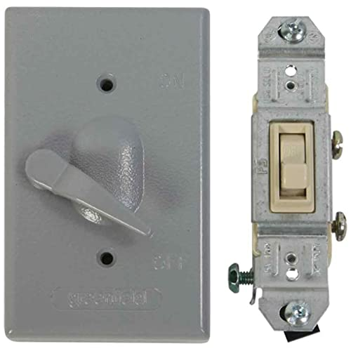 Outdoor Electrical Switch Covers: Amazon.com
