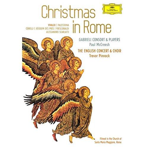 DVD : Giuliano Penta - Christmas In Rome (DVD)