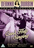 Can't Help Singing [1944] [DVD]