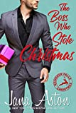 Kindle Store : The Boss Who Stole Christmas (Reindeer Falls Book 1)