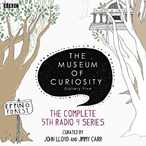 The Museum of Curiosity: Complete Series 5 Radio/TV Program