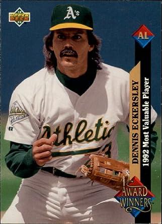 Amazoncom 1993 Upper Deck Baseball Card 487 Dennis