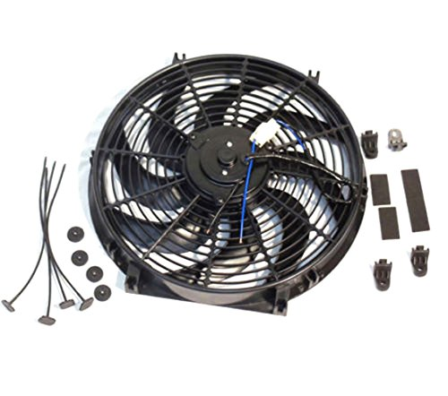 honda accord 1991 radiator fan - 9