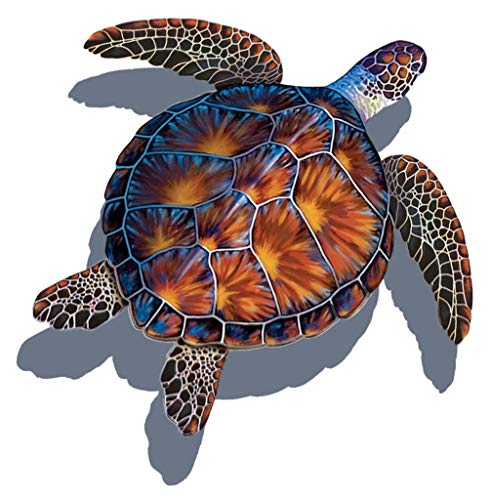 Sea Turtle Porcelain Swimming Pool Mosaic (26