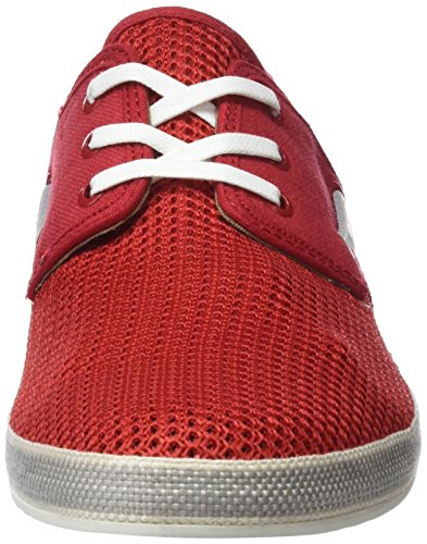 ALDO Daleni, Chaussures Bateau Homme Rouge (Fiery Red)