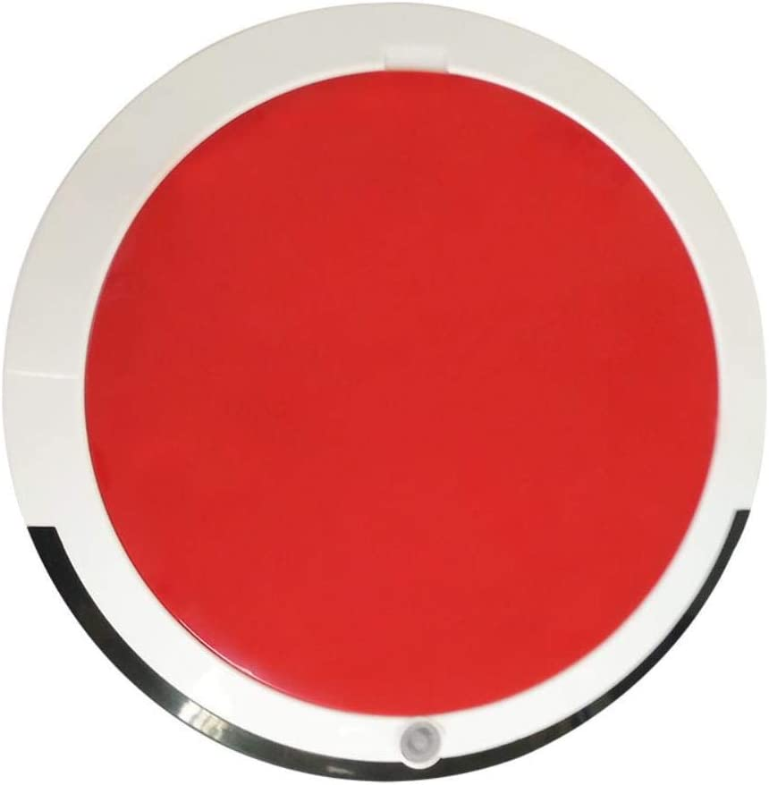 Robot de balayage intelligent de charge à trois-en-un robot de balayage Accueil cadeaux appareils ggsm (Color : Red) Red