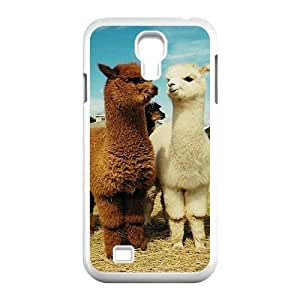 Alpaca Personalized Cover Case with Hard Shell Protection for SamSung Galaxy S4 I9500 Case lxa#919968