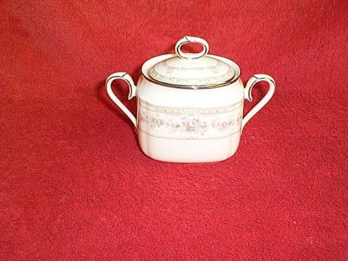 (Noritake Shenandoah Covered Sugar Bowl)