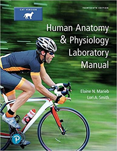 Amazon.com: Human Anatomy & Physiology Laboratory Manual, Cat ...