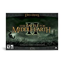Lord of the Rings: Battle for Middle Earth II Collectors Edition