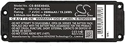 Replacement Battery for Bose Soundlink Mini 063287 063404