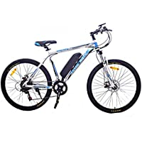 Cyclamatic CX3 Pro Power Plus Alloy Frame eBike Gray/Blue