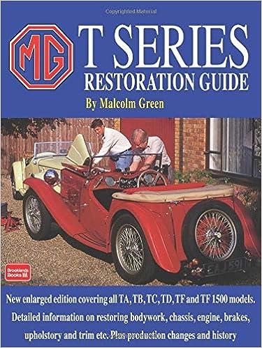 Mg T Series Mg Ta Tb Tc Td Tf 1500 Restoration Manual Guide