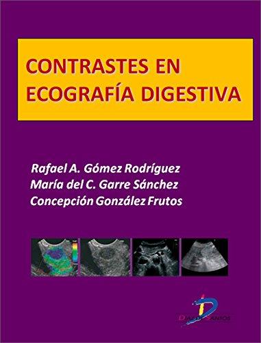 Descargar Libro Contrastes En Ecografía Digestiva Rafael Gómez Rodríguez