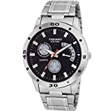 Fabiano New York Analogue Black Dial Men's and Boy's Watch-Fny065