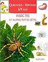 Insectes et autres petites bêtes par O'Neill