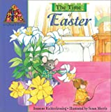 Front cover for the book The Time of Easter by Suzanne Richterkessing