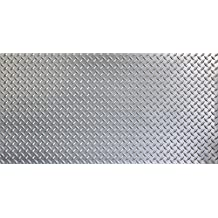 Backsplash Wc-55 Tin Silver PVC 25ft.roll X 2ft a Fire Rated