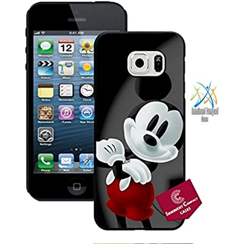 Imminent Compact  Mickey Mouse unique Design TPU Hard Case for SamSung Galaxy S7 - (Design-743 Sales