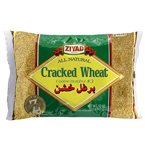 Ziyad Cracked Wheat #3 Coarse 32 OZ (Pack - 1) -