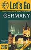 Germany, Let's Go, Inc. Staff, 0312270372