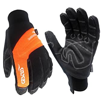 Cestus Temp Series RockHard Winter Insulated Glove, Work, 2X-Large (Pack of 1 Pair)
