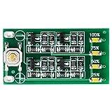 SODIAL 3S 11.1V 12V 12.6V Lithium Battery Capacity Indicator Module Lipo Li-ion Power Level Display Board 3 Series 9-26V
