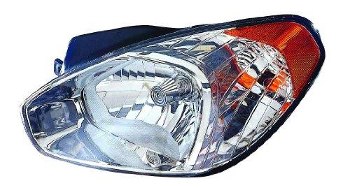 headlight hyundai accent - 5