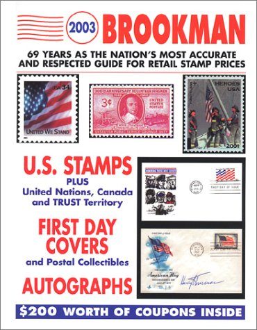 Brookman Stamp Price Guide: United States, United Nations & Canada (Brookman Stamp Price Guide (Spiral))