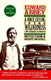 A Voice Crying in the Wilderness, Edward Abbey, 0312064888