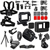 Makit Accessories Outdoor Sports Kit For Gopro Hero 5 Black