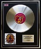 KANYE WEST/LTD EDITION CD PLATINUM DISC/THE COLLEGE DROPOUT