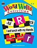 Word Walls Activities