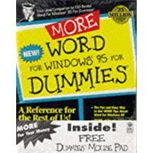 More Word for Windows 95 for Dummies