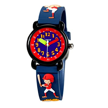 Mary Relojes Scout Boy flik Flak Reloj Flik Flak Niño niños Reloj Boy flik Flak Lindo