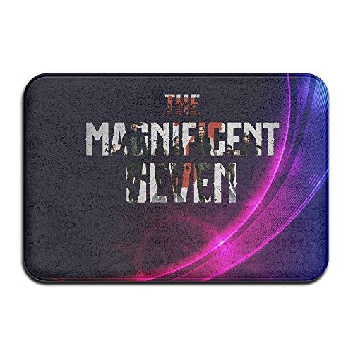 MEGGE The Magnificent Seven Outdoor Mat