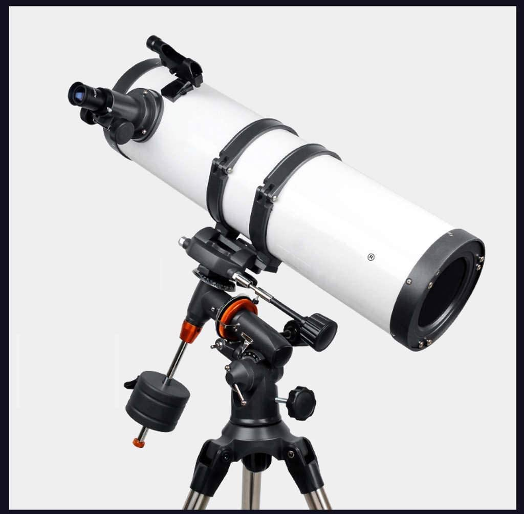 tsleit 215 TS leitrohr morsetti regolabile 95-150 mm per Telescopio guidingscope