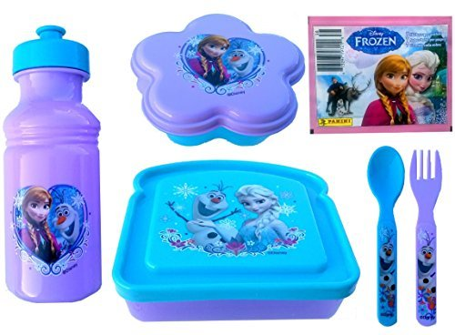 Disney Frozen 6 Item Lunch Set