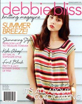 Debbie Bliss Knitting Magazine Spring Summer 2012 ()