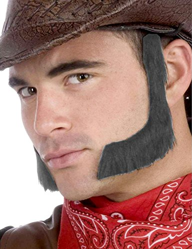 [Forum Novelties Men's Novelty Lamb Chop Sideburns, Gray, One Size] (Chop Chop Halloween Costumes)