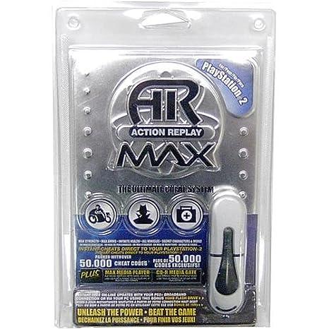 action replay max armax evo 3.5