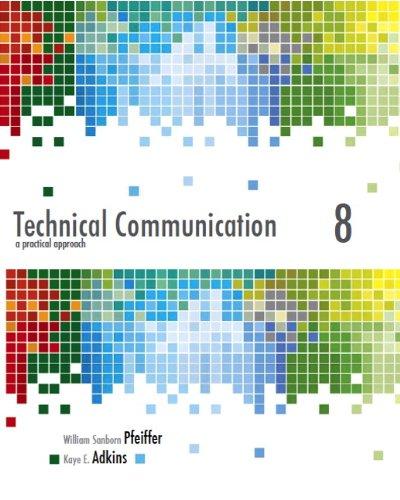 Technical Communication Text