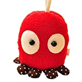 Ships from Hongkong. Made of plush and very soft to touch. Pull-out Pocket, very convenient to use and carry. Perfect for holding keys. Keep your keys safety together. Easily to recognize when you need it. Lovely and stylish design to show your perso...