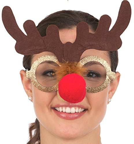 Gold  (Rudolph Reindeer Costume)