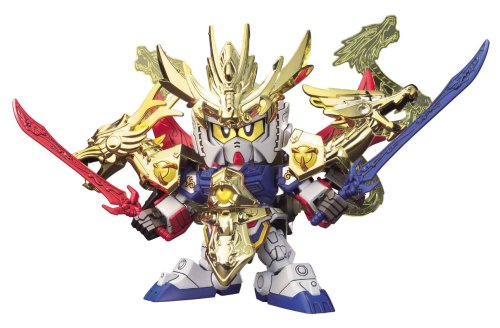 Bandai Hobby BB#318 Shouretsutei Ryuubi Gundam Ryuukihou Tekiro, Bandai SD Action Figure