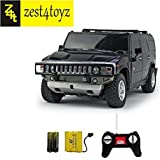 Zest 4 Toyz Rechargeable Remote Controlled H2 Hummer Scale 1:24 Toy Car - Multi Color