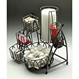 ARCtistic Coffee Condiment Organizer Holder 10