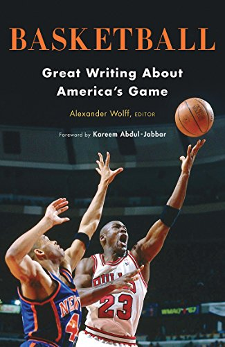 Basketball: Great Writing About America's Game (Library of America) cover