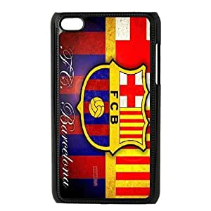iPod Touch 4 Phone Case Black Barcelona DTW8058731